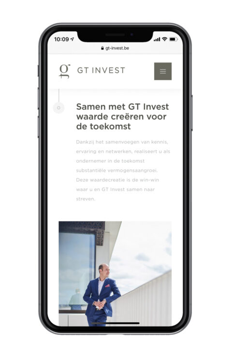 GT-Invest – MOQO Branding – Web Design – Lay-out – Visual Identity – Corporate Identity – Rebranding