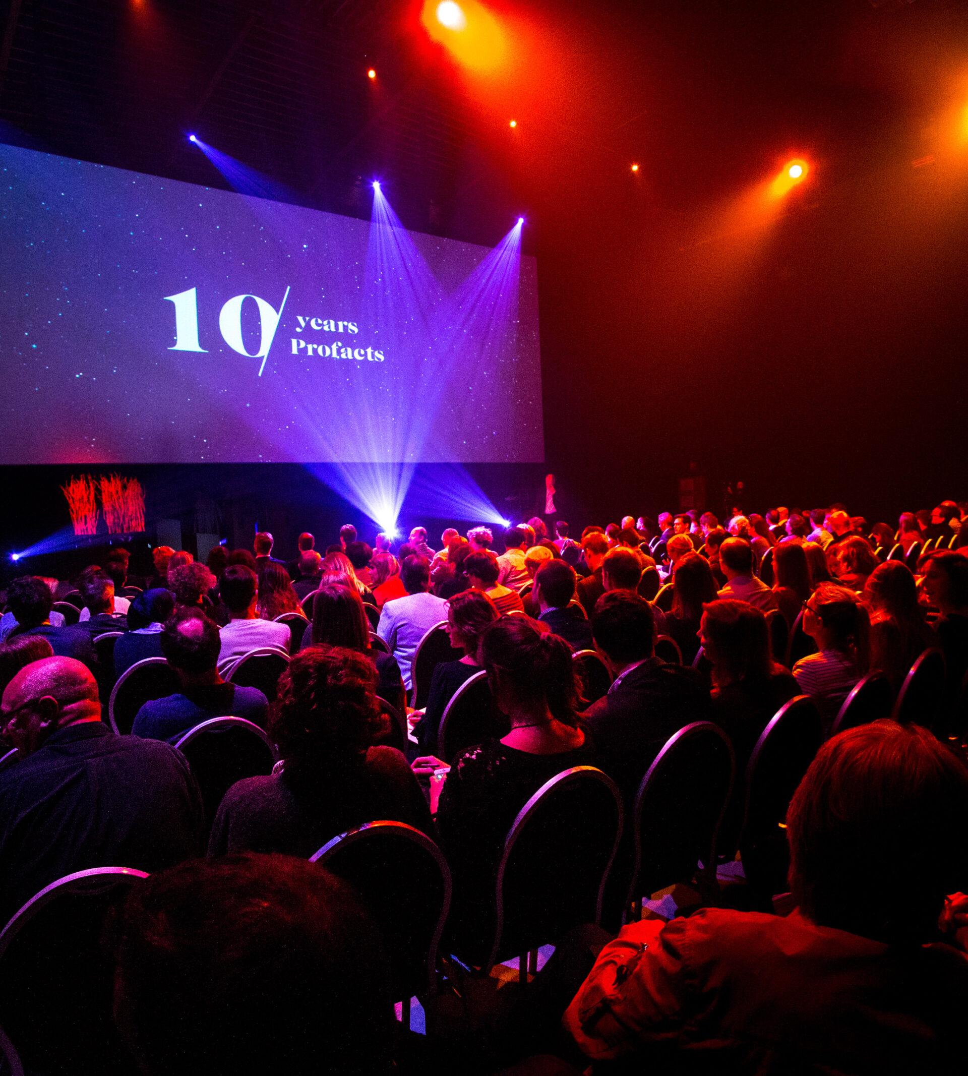 10 years Profacts selection 12